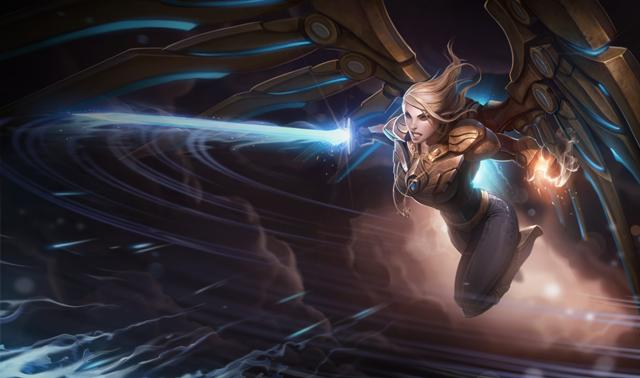 League of Legends Best Champion Skins: Kayle
