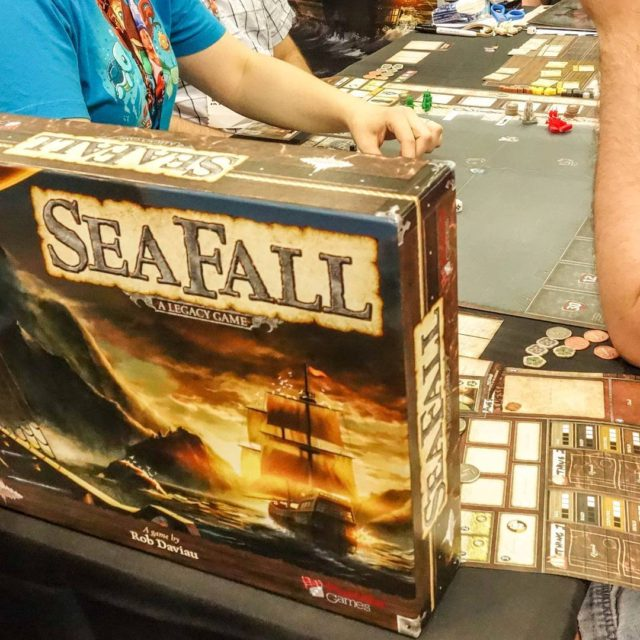 Seafall sold out before the vendor hall even opened tohellip