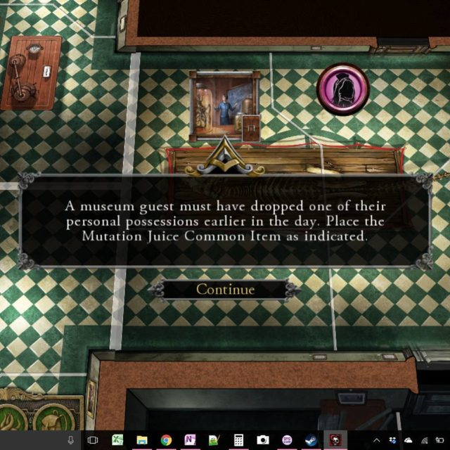 Dont you hate it when that happens? mansionsofmadness fantasyflightgames