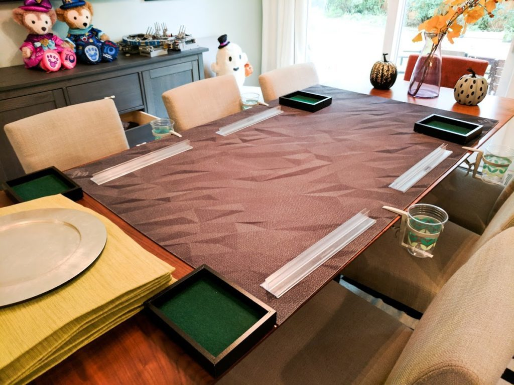 Our Game Table